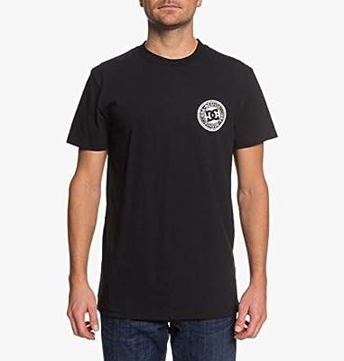 DC Shoes Circle Star - Camiseta para Hombre Camiseta, Hombre, Black/Snow White, XXL: Amazon.es: Deportes y aire libre