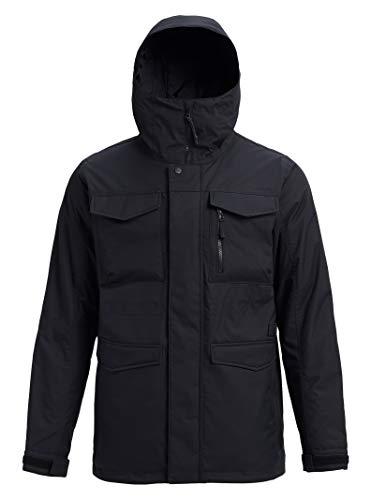 Burton Mens Covert Jacket, True Black 1, X-Large (Snowboard Jackets Men Burton)