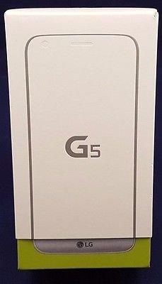 LG G5 LS992 32GB Silver - Sprint