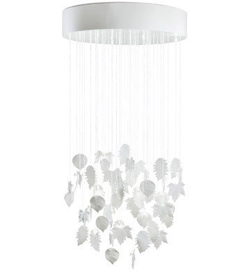 (Lladro - MAGIC FOREST CHANDELIER0.80M WHITE (CE/UK) )