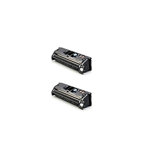 Premium Compatible EP-87BK Black Toner Cartridge for Canon ImageClass MF8170C.-2 Pack (Ep87bk Toner Black)