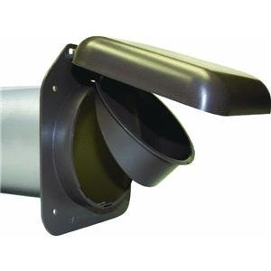 4' Dryer Vent (P-tec Products Inc NPVB No-Pest Vent)