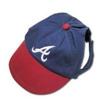 Atlanta Braves Adjustable Dog Collar - 8