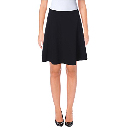 Skirt Tahari A-line (Tahari ASL Womens Petites A Line Lined Mini Skirt Navy 4P)