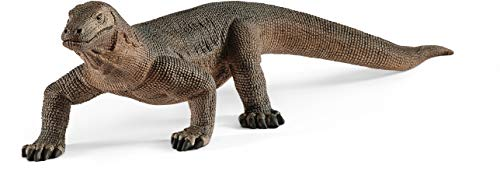 Schleich Komodo Dragon Toy