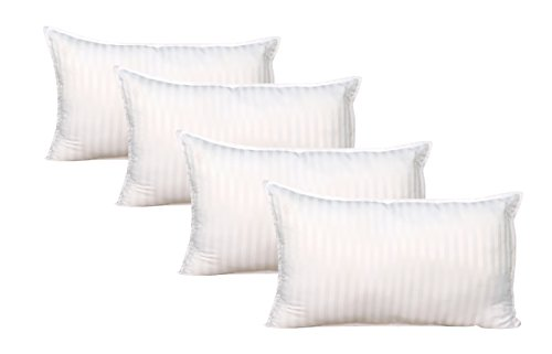 Warmland  4 Piece Microfibre Pillow Set - 17