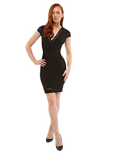 Lycra Mesh Dress - 6