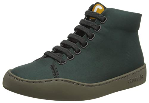 Camper Women's Bootie Ankle Boot, Green, 8 US