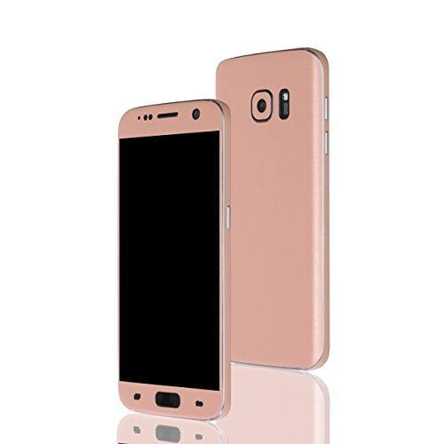AppSkins Folien-Set Samsung Galaxy S7 Color Edition Rosé gold