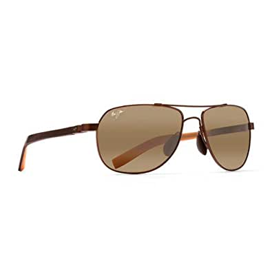 Amazon.com: Maui Jim Guardrails H327-23 Copper with Tan