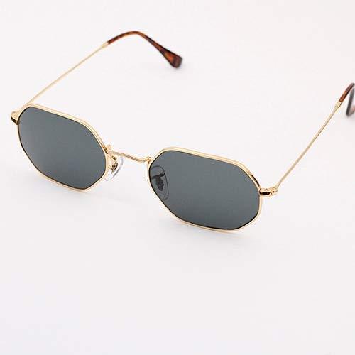 HNPYY Gafas De Sol Bolo.Ban 3556 Gafas De Sol Hexagonales ...