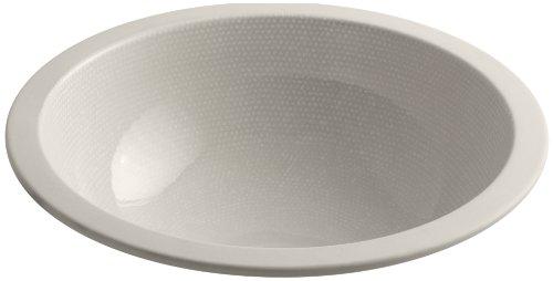 Boucle Muslin - KOHLER K-2349-HW Camber Undercounter Bathroom Sink, Boucle Muslin