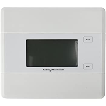 Radio Thermostat Company of America CT101 Communicating Touch Screen Thermostat, Works with Amazon Alexa