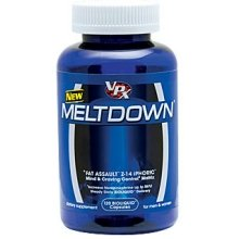 Meltdown from VPX SPORTS