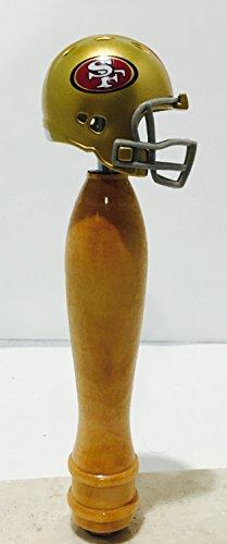 49ers beer tap handle - 2