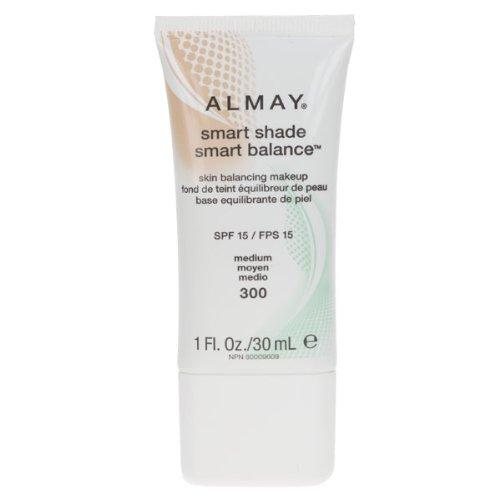Almay Smart Shade Makeup SPF15 - 300 Medium