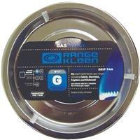 Range Kleen: Round Reflector Gas Pan, RGP-300 2PK