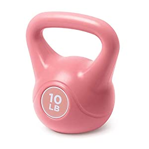 Body Glove, Kettlebell Weights, Easy Grip Weights for Total Body Fitness Training