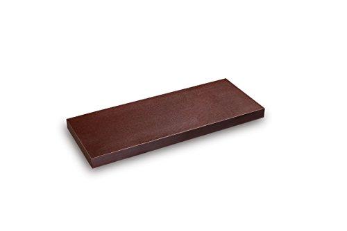 "Review SanLem Floating Shelf (24"" x 10"" x 1.5"") - Chocolate By SanLem by SanLem"