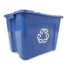 Rubbermaid Commercial Stackable Recyclin...