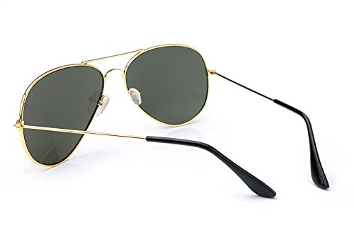 Black para 4sold sol gold hombre Gafas de acvxnUn1TO