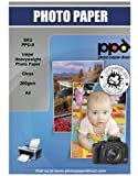 A4 Glossy Photo Paper Heavyweight 260g X 50 Sheets