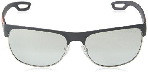Lj Rubber 57QS Linea C58 Grey PS Rossa Silver Prada qzEWF8OHH