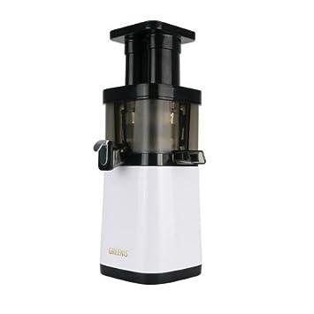 Greenis - Extractor de zumo vertical f-9088 Twin Star: Amazon.es ...