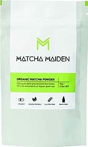 MATCHA MAIDEN Matcha Green Tea Powder 70 g, 70 g