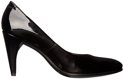Women's Black Pump 75 Ecco Sleek Dress Patent Shape Fgwqf