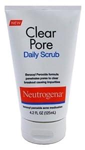Neutrogena Clear Pore, 4.2 Ounce