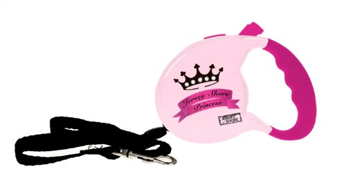 MTV's Jersey Shore Retractable Dog Leash, Jersey Shore Princess, - Dj Pauly S