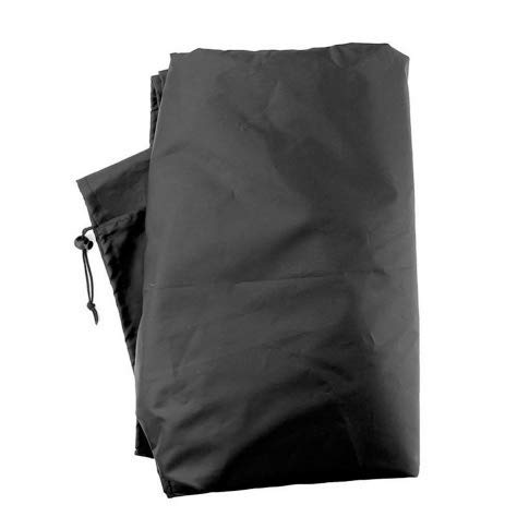 83'' X 29.5 X 16 Chaise Lounge Chair Cover Black Polyester Rectangular Waterproof Protector  Outdoor Patio Garden Furniture Protection Protective Cloth Covering