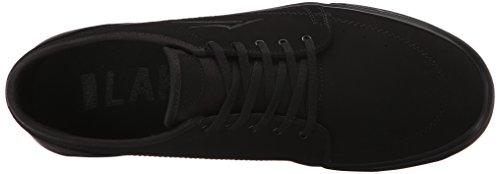 Lakai - Zapatillas para hombre Negro Black/Black nubuck