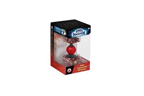 Skylanders Imaginators Fire Creation Crystal