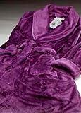 Sonoma Lavender Minky Plush Robe