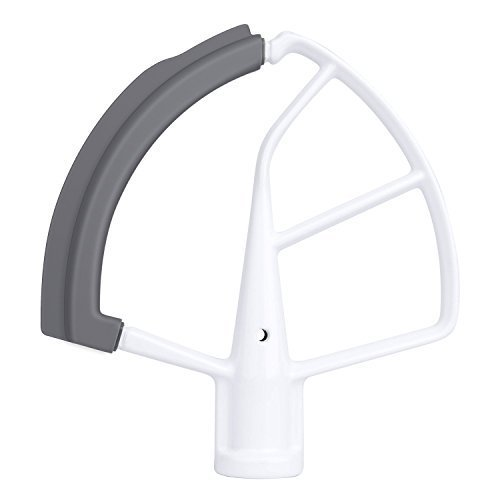 5.5-6 Quart Bowl-Lift Flex Edge Beater for Tilt-Head Stand Mixers White - Edge Lift