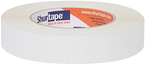 Shurtape GG 200 Golf Grip Tape, for Golf Grip Installation, Natural, 24mm x 33 Meters, 1 Roll (104837)