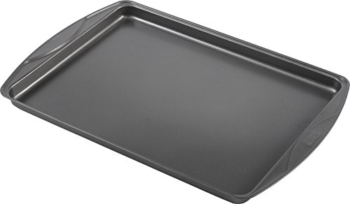 T-fal 84843 Signature Nonstick Large Cookie Sheet, 12 x 16-Inch