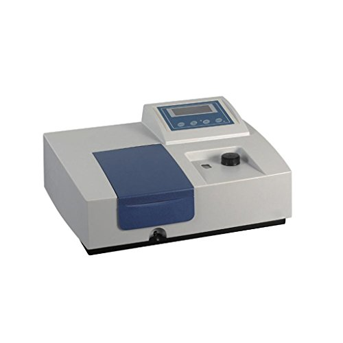 Wotefusi New Industrial 360-1000nm 4nm 110V 721N Visible Spectrophotometer Lab Equipment