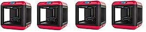 FlashForge 3D Printers, Model: Finder (4-(Pack)) by FlashForge