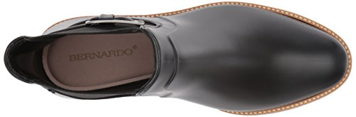 Pansie Boot Black Rain Women's Rubber Bernardo P8wq055