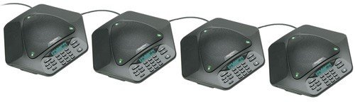 - Clear One 910-158-500-02 MAXAttach Base Unit with 2 Phones