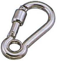 水本機械 ステンレス金具 オープンフックA型(リング付)1個価格 AN-5