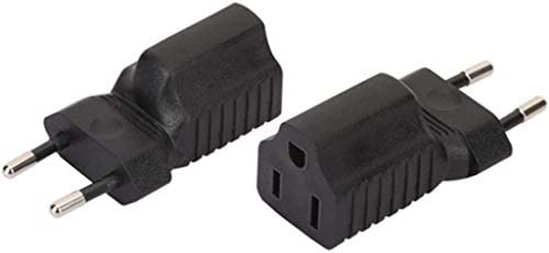 Gulakey 10A 110-250V TO 5-15RプラグコネクタとのクーパーブレードおよびPVC成形材料