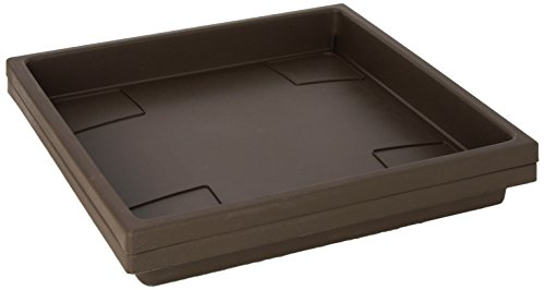 SRO12500E21 Accent Planter Chocolate 10 5 Inch