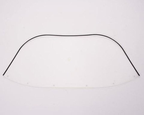 1972-1973 POLARIS COLT POLARIS WINDSHIELD, Manufacturer: KORONIS, Manufacturer Part Number: 450-207-AD, Stock Photo - Ac by