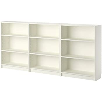 sports shoes f7bb1 006f8 Ikea BILLY Bookcase, white 2202.52326.1026
