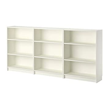 sports shoes 340a9 eabd9 Ikea BILLY Bookcase, white 2202.52326.1026