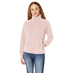 Columbia Women's Plus-Size Benton Springs Full-Zip Fleece Jacket 24